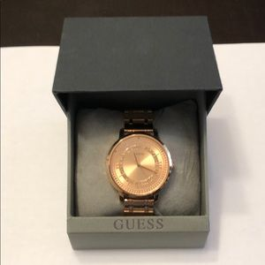 Guess Watch NEW Rose Gold